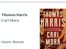 sammlung_rezensionen_0034_Thomas Harris Cari Mora Genre_ Roman Kopie