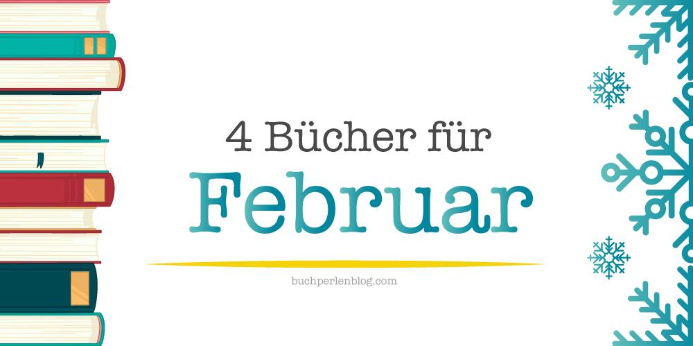 [Neuerscheinung] 4 Bücher für Februar