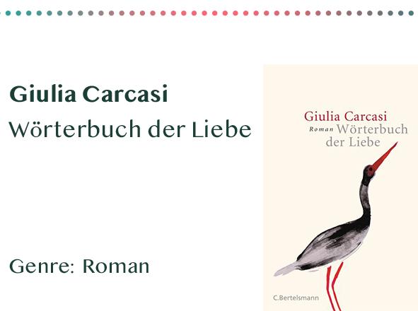sammlung_rezensionen__0005_Giulia Carcasi Wörterbuch der Liebe Genre_ Roman Kopie