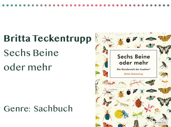 sammlung_rezensionen__0009_Britta Teckentrupp Sechs Beine oder mehr Genre_ Sachbuch Kopie