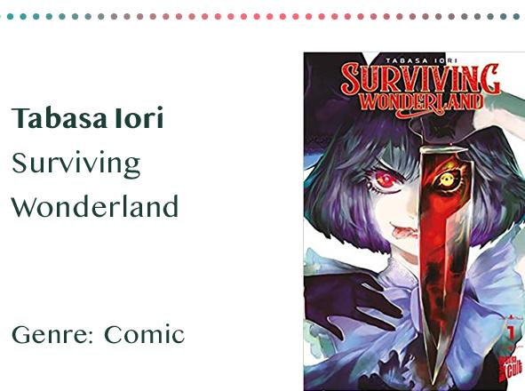 sammlung_rezensionen__0010_Tabasa Iori Surviving Wonderland Genre_ Comic Kopie