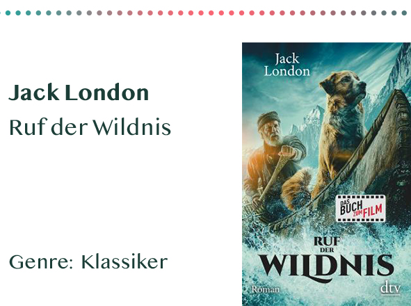 sammlung_rezensionen__0018_Jack London Ruf der Wildnis Genre_ Klassiker Kopie