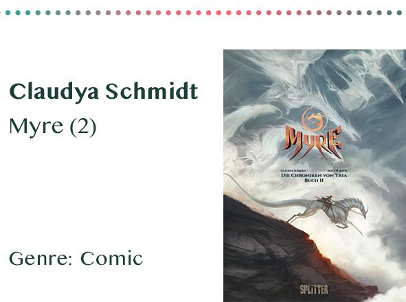 sammlung_rezensionen__0040_Claudya Schmidt Myre (2) Genre_ Comic Kopie