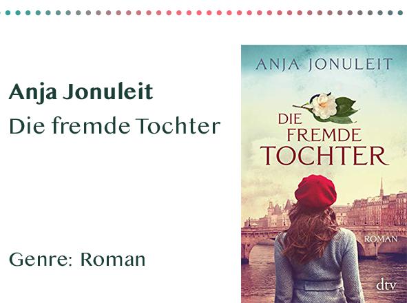 sammlung_rezensionen__0044_Anja Jonuleit Die fremde Tochter Genre_ Roman Kopie
