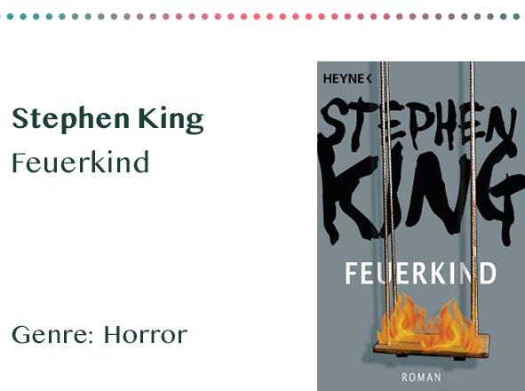 sammlung_rezensionen__0045_Stephen King Feuerkind Genre_ Horror Kopie