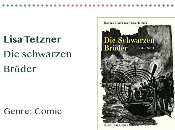 sammlung_rezensionen__0050_Lisa Tetzner Die schwarzen Brüder Genre_ Comic Kopie