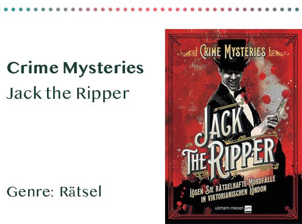 sammlung_rezensionen__0061_Crime Mysteries Jack the Ripper Genre_ Rätsel Kopie